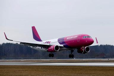 Kurz cenných papírů Wizz Air spadl odpoloviny února přibližně o50 procent.