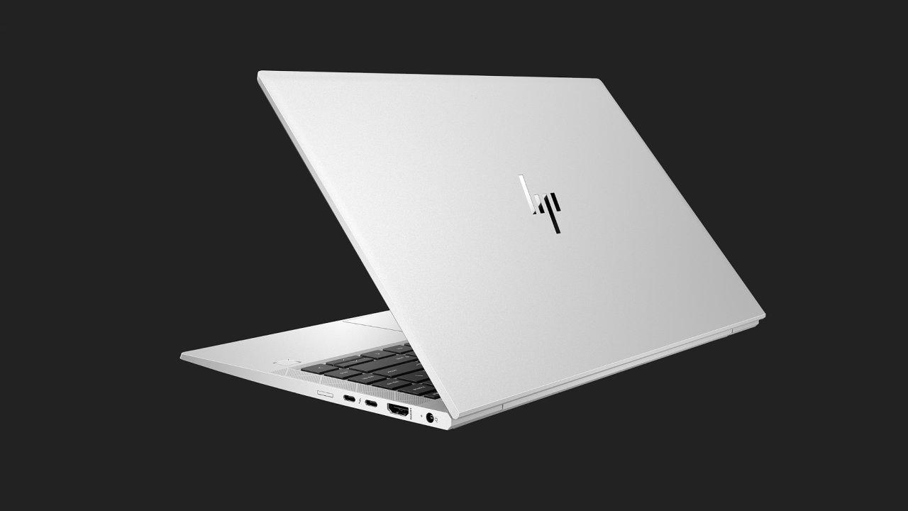 HP EliteBook je čistě manažerský notebook s trackpointem a čtečkou čipových karet.