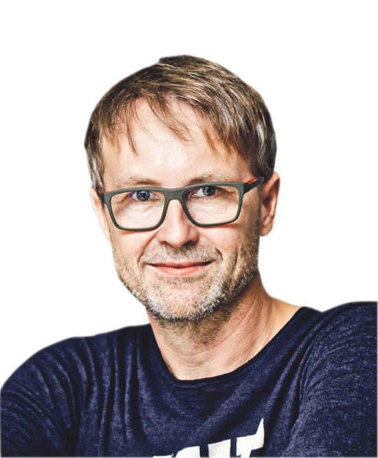 Ředitel českého Rohlíku Petr Pavlík