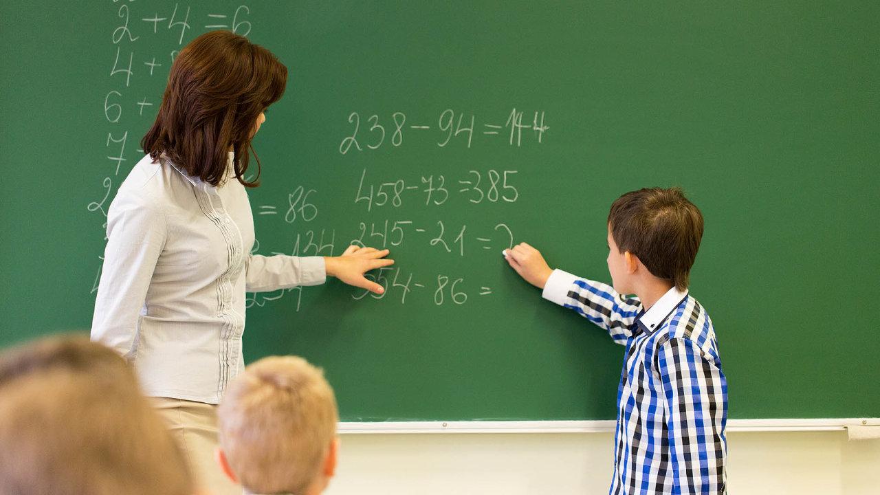 Matematika? Umíme. Vmatematice skončili čeští žáci našestnáctém místě z58 zemí.