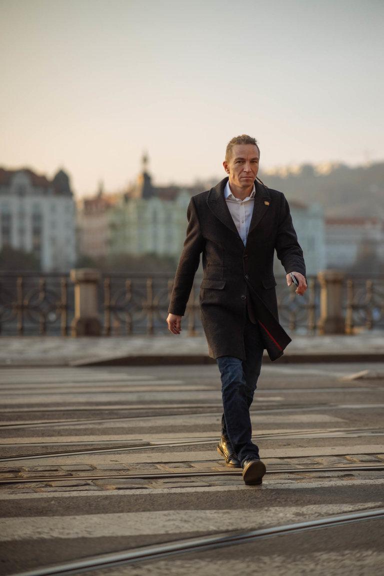 Ivan Bartoš, model 2020: Tu cestu musím podstoupit.