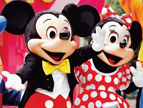 Minnie Mouse Costume Makeup Tips Ehow