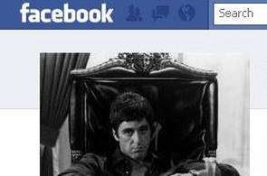 Mafian na Facebooku