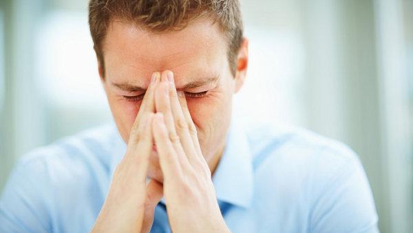 Zaměstnavatelé by brzy měli povinně mít stres pod kontrolou - Ilustrační foto.
