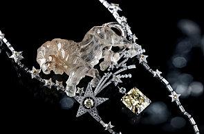 Nejluxusnější šperky od slavných klenotnictví - pařížské Bienále starožitníků