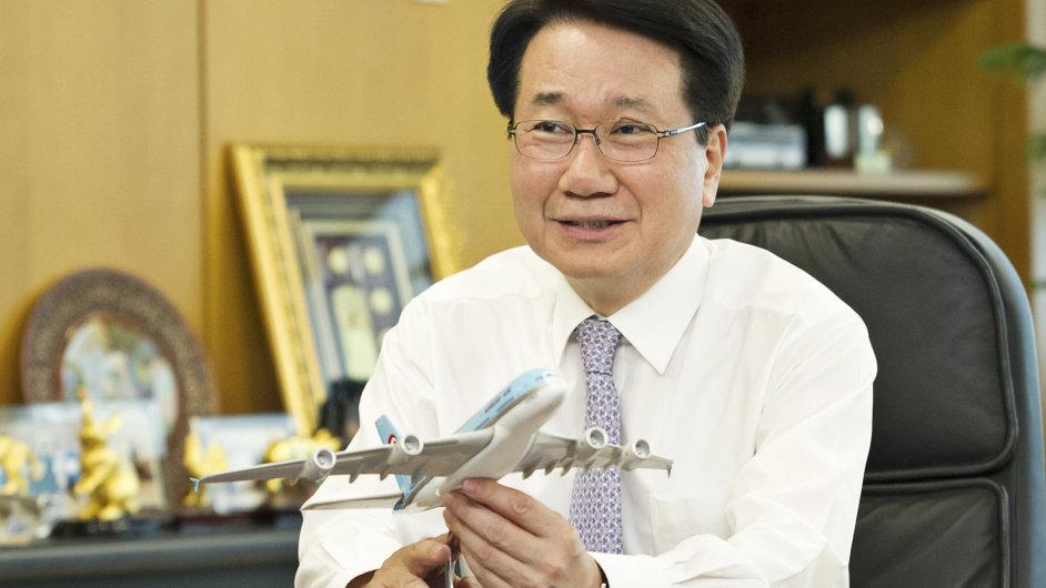 Chang Hoon Chi, prezident Korean Air