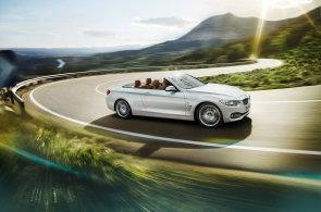 Kabriolet BMW 4 okoukal nápad od Mercedesu. Cestujícím fouká za krk horký vzduch