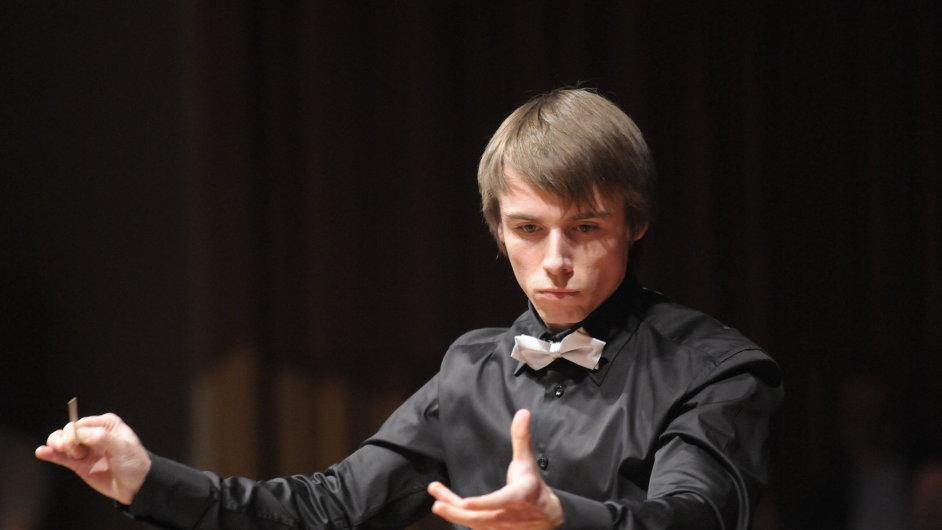 Pavel Trojan bude jako dirigent na Pražském jaru debutovat.