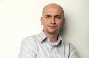 Pavel Sobek, kreativní ředitel pražské pobočky reklamní agentury Made by Vaculík