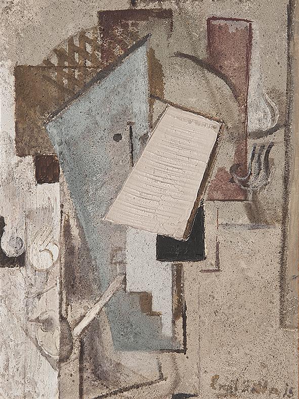 Fillův obraz Hlava muže s dýmkou se vydražil za 14 milionů korun.