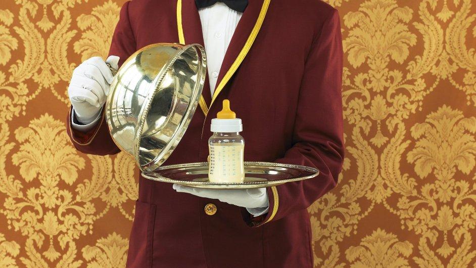 Služby concierge, ilustrační foto
