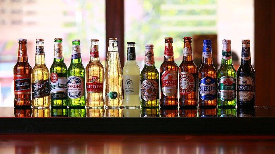Akcionáři komplikují fúzi pivovarnických společností - Ilustrační foto.