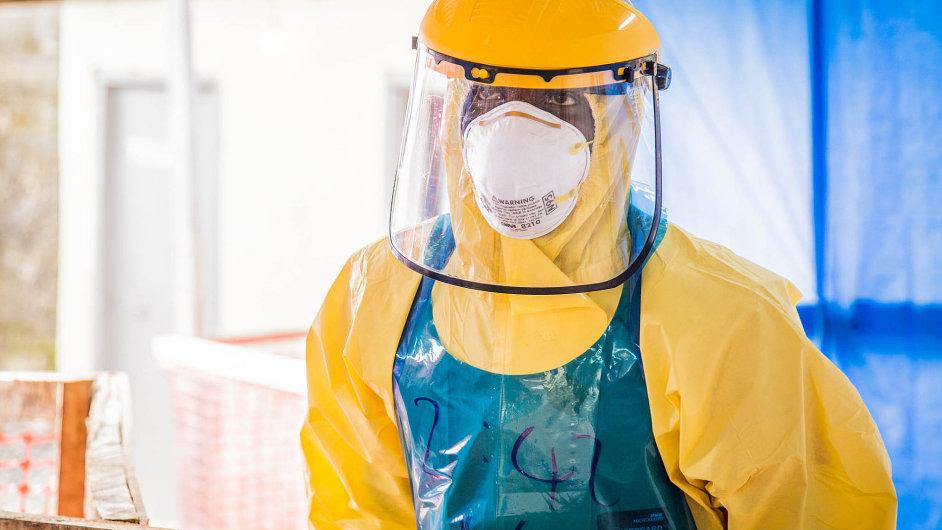 Distribuci peněz na boj s ebolou komplikovaly podvody