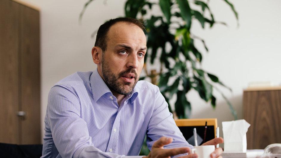 Branislav Šebo, generální ředitel IBM