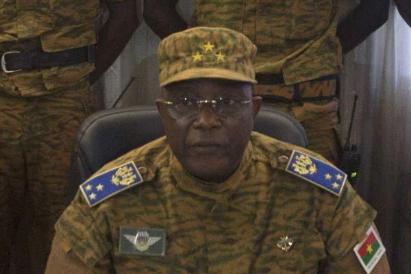 Šéf armády Burkiny Faso Honoré Traoré