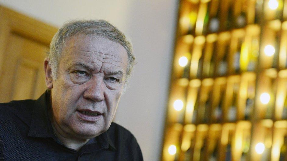 Bývalý disident a pozdější diplomat Martin Palouš