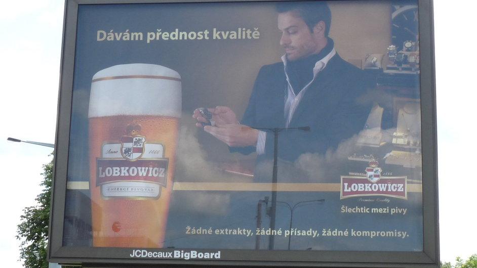 Pivovar Lobkowicz, ilustrační foto