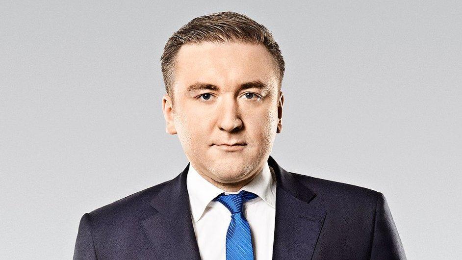 Michał Kędzia, partner společnosti Enterprise Investors