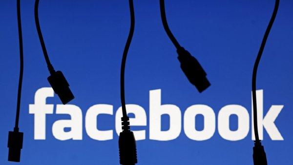 Sociální síť Facebook (ilustrační foto)