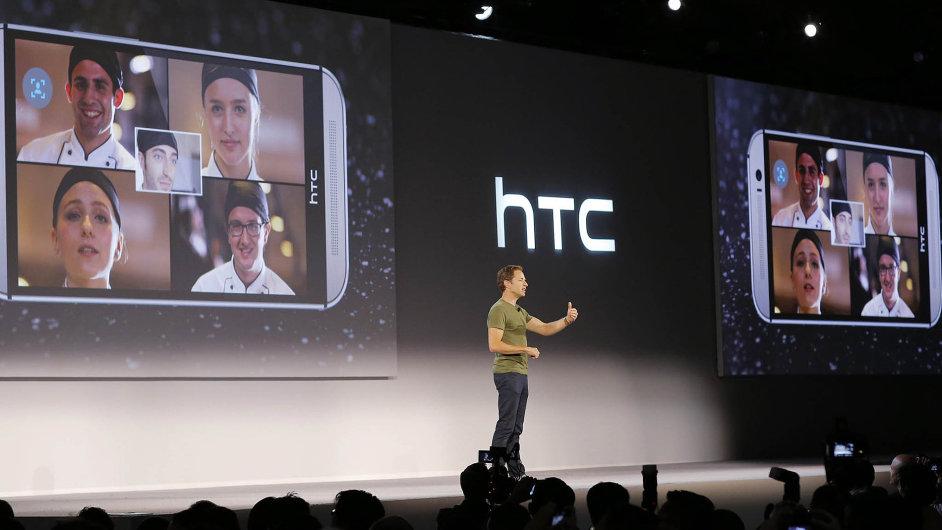 Nové modely, které HTC uvádí na trh, by se v budoucnu měly opravovat v České republice.