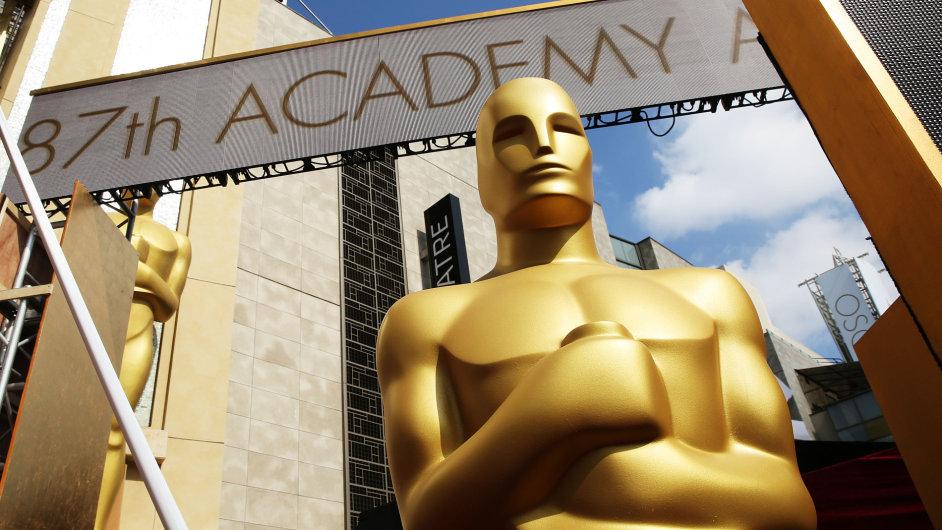 Udílení Oscarů