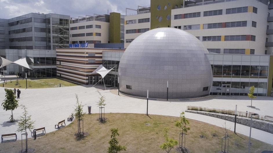 Fakulta elektrotechniky a komunikačních technologií VUT.