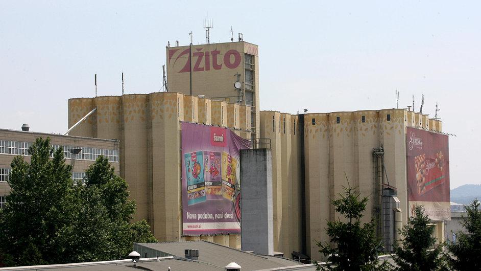 Slovinskou pekárnu Žito kupuje chorvatská Podravka (ilustrační foto).
