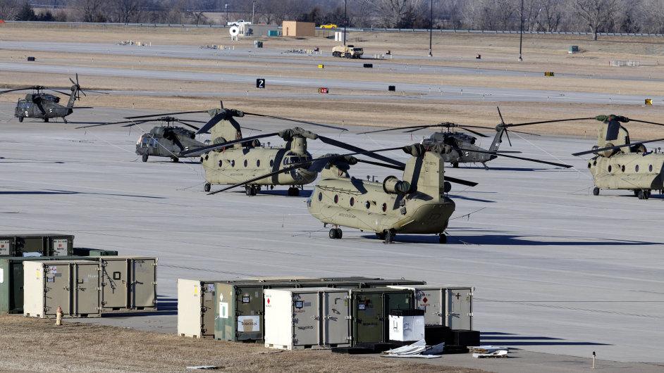 Vojenská základna Fort Riley