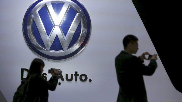 Volkswagen loni utrp�l prvn� pokles prodeje od roku 2002 - Ilustra�n� foto.