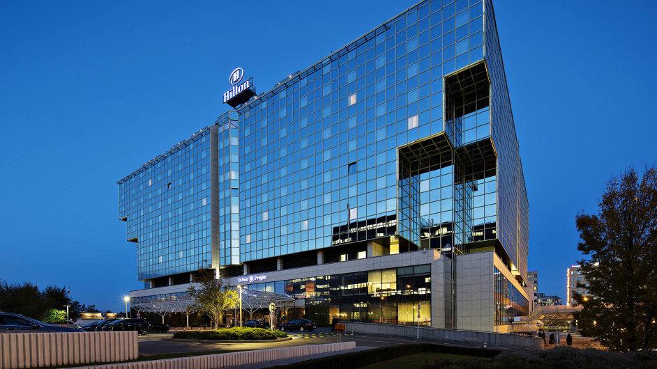 Pražský hotel Hilton