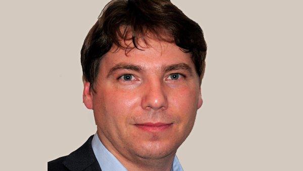 Simon Palupčík, ředitel divize IVS společnosti Bureau Veritas