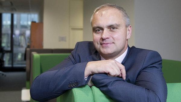 Šéf českého Schneider Electric Jaroslav Žlábek
