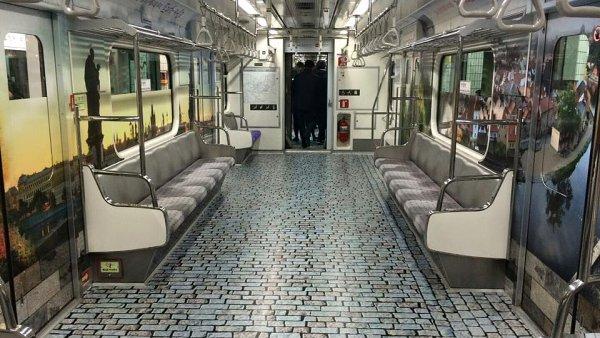 České metro v Soulu