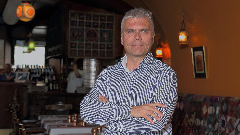 Marek Orawski, spoluzakladatel a spolumajitel První klubové pojišťovny