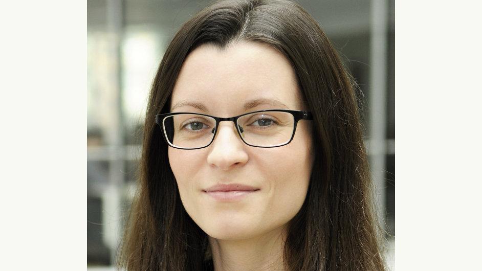 Iveta Štefánková, advokátní koncipientka v mezinárodní advokátní kanceláři PwC