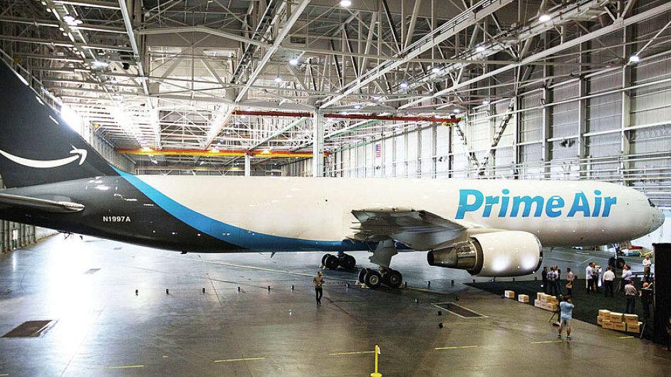 Amazon představil vlastní leteckou flotilu.