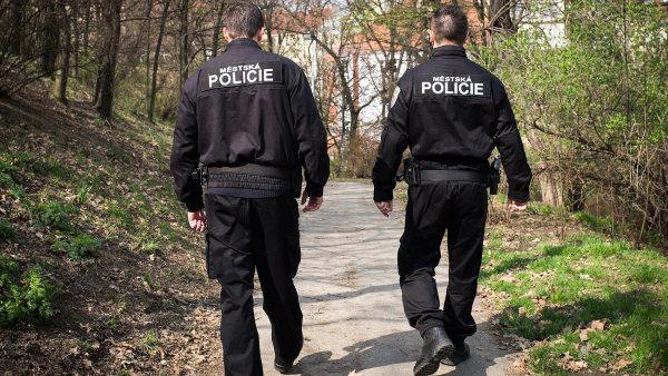 Městská policie - Ilustrační foto.