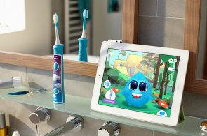 Otestovali jsme bezdrátový kartáček s aplikací, se kterým si děti čistí zuby raději a lépe
