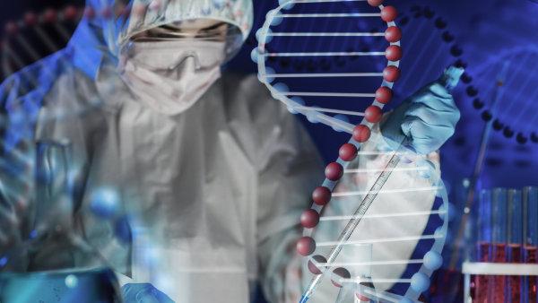 Vědci ohlásili přelom v ukládání informací do DNA - Ilustrační foto.