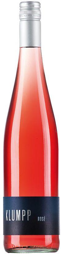 Cuvée Rosé Qualitaestwein Weingut Klumpp