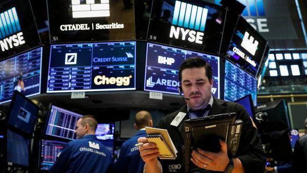 Širší index S&P 500 překonal hranici 2500 bodů - Ilustrační foto.