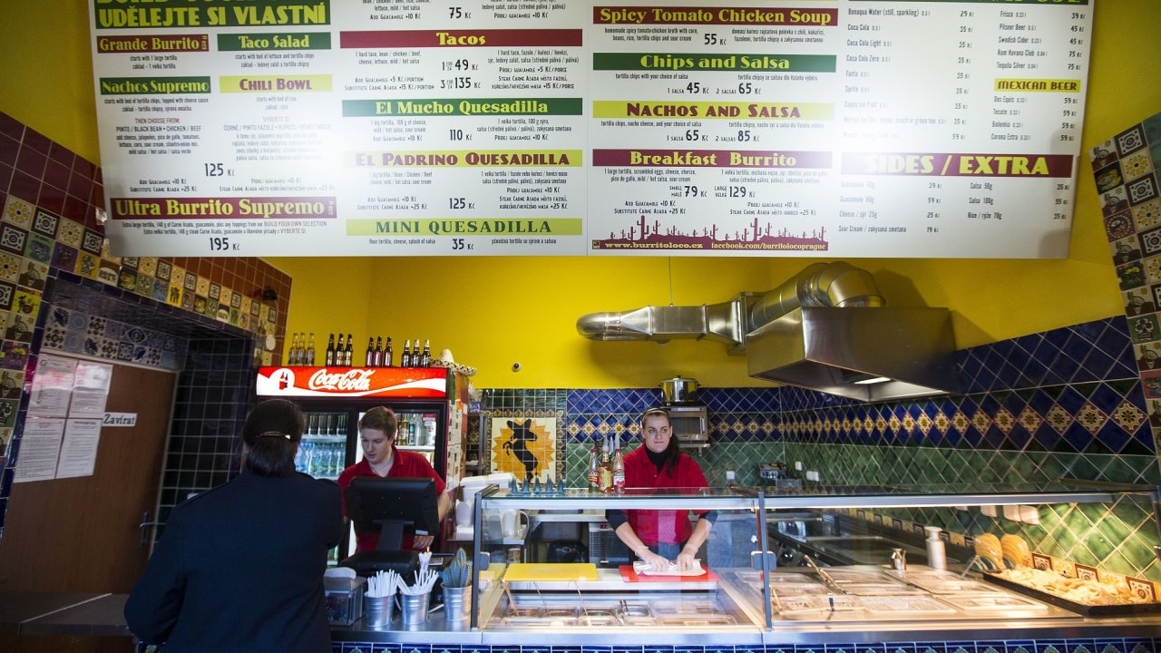 Burrito loco je povedené občerstvení, které dá zapomenout na hegemonii gyrosů, kebabů a klobás.