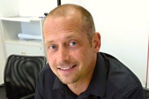 Václav Kuklík, manažer prodeje společnosti UPS pro Českou republiku a Ukrajinu