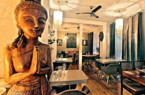 Zakusili jsme thajskou jízdu v Café Buddha