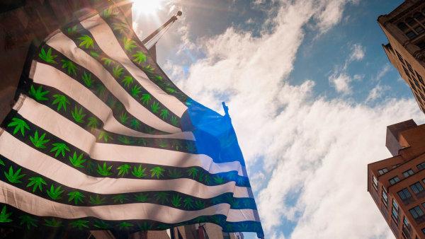 Agentura Bloomberg odhaduje, že vnásledujících 10 letech trh smarihuanou může v USA dosáhnout 50 miliard dolarů.