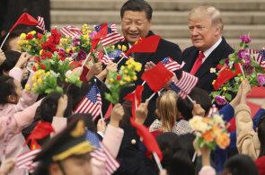 Čínský prezident je podle Trumpa