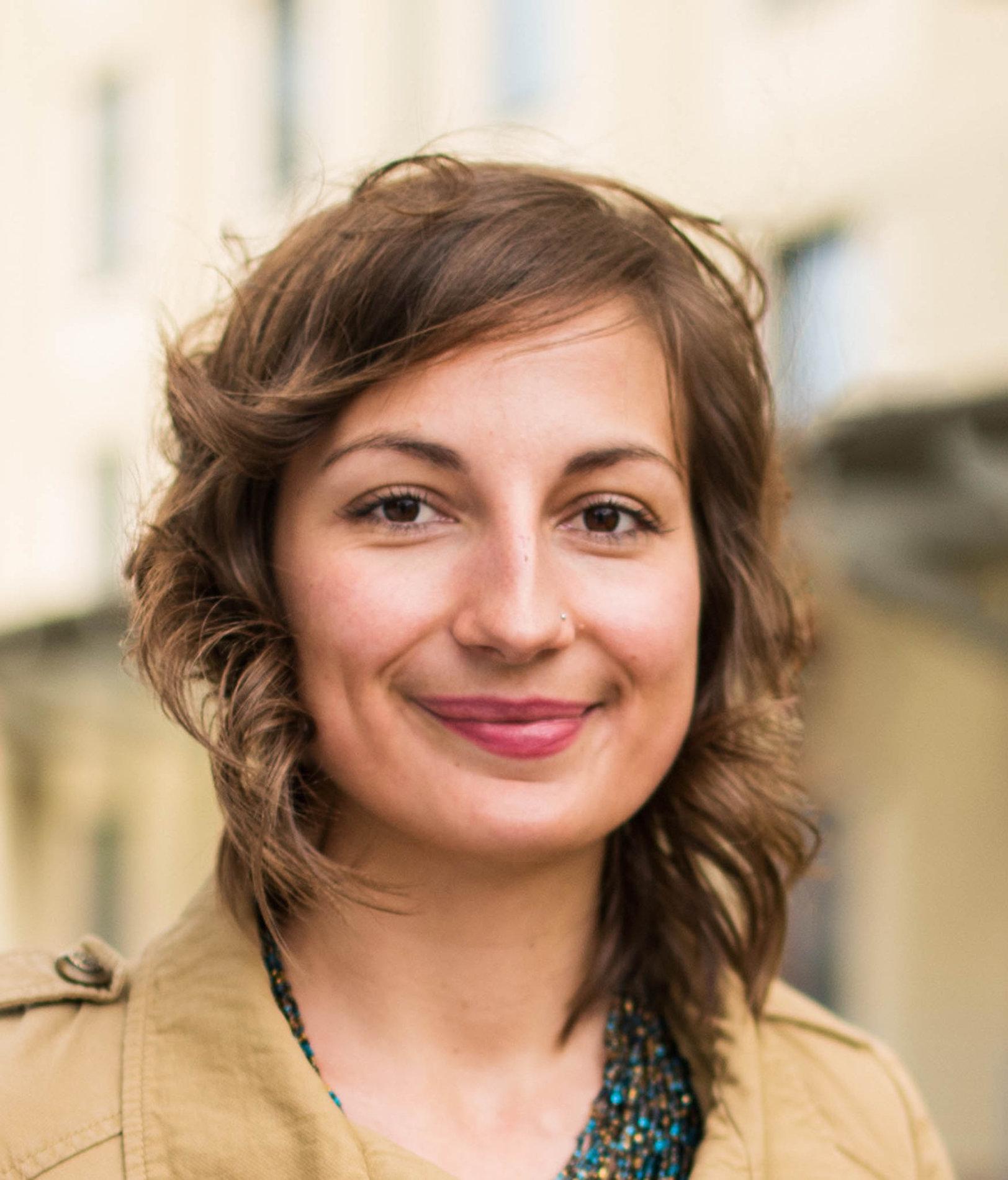Kristýna Pilná, marketingová manažerka firmy Etnetera