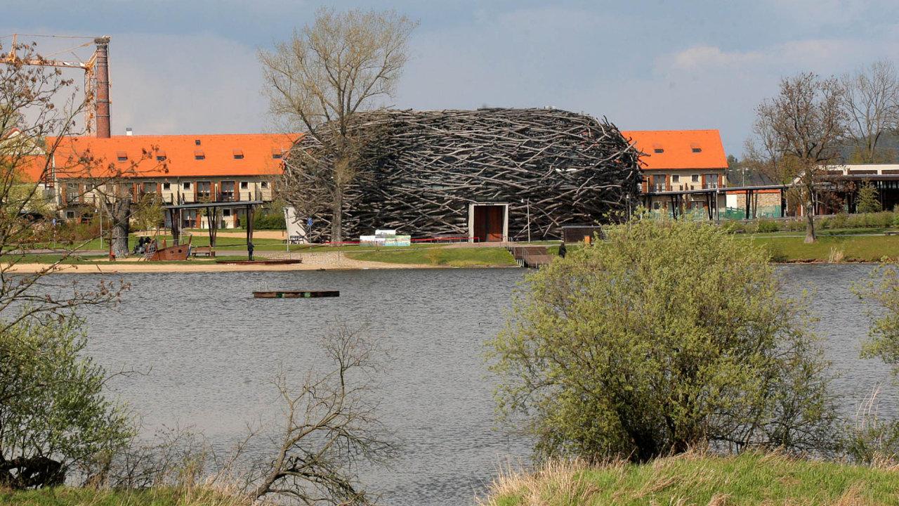 Farma Čapí hnízdo byla oficiálně otevřena v roce 2010 - Ilustrační foto.