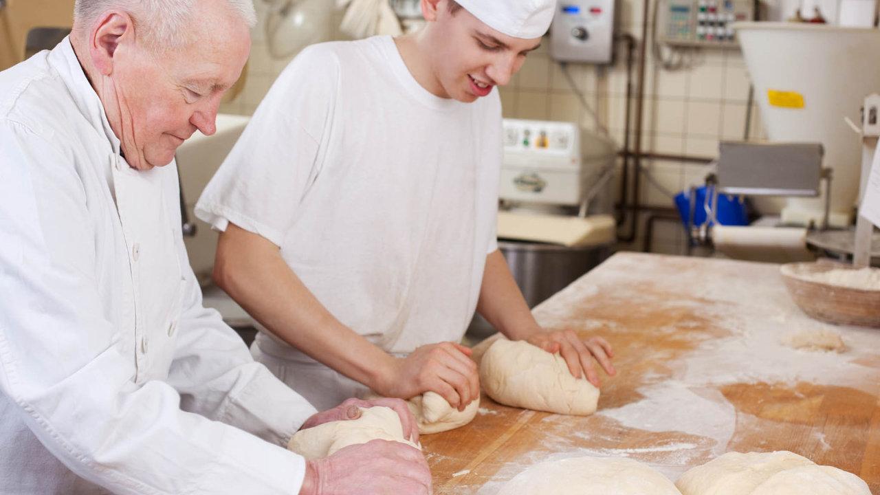 Ze všech podniků je v Česku asi 87 procent rodinných.
