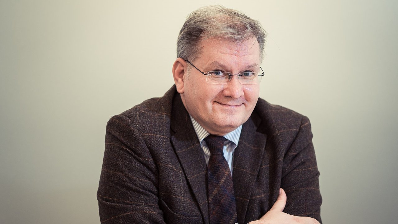 Jiří Stárek, ředitel ZUŠ Hostivař